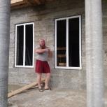Строительство домов каттеджей из Арболит Блока, Краснодар