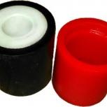 Восстановление конвейерных роликов Bystronic - полиуретановое покрытие, Краснодар
