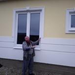 Aрболит-панели - стены капитального дома за 2 дня, Краснодар
