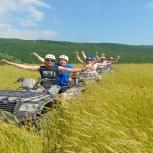 Квадроциклы в Геленджике, Краснодар