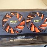 Игровая видеокарта Nvidia GeForce GTX 560 Ti Palit, Краснодар
