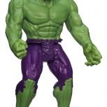 Халк Игрушка Супергерой Титаны Мстители Hasbro, Краснодар