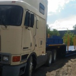 Аренда трала низкорамного (перевозка негабаритных грузов), Краснодар