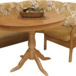 Кухонные уголки из дерева от производителя, размер и цвет на заказ, Краснодар