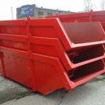 Контейнер для сбора твердых бытовых отходов (ТБО), Краснодар