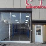 Штора ПВХ для СТО, Краснодар