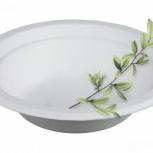Биоразлагаемая одноразовая посуда из эко материалов, Краснодар