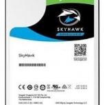Жесткий диск Seagate ST6000VX001 SATA 6Tb 5400RPM 6GB/S 128MB, Краснодар