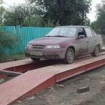 Весы автомобильные до 40 тонн, Краснодар