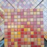 Мозаика Vitra Colorline MIX7 красный 2,5*2,5, Краснодар