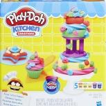 Делаем Торт. Набор Для Лепки Play-Doh, Краснодар