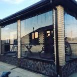 Уличные шторы ПВХ для кафе, ресторанов, беседок, веранд, Краснодар