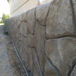 Печатный бетон материалы и услуги от компании флекс цемент, Краснодар