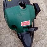 Бензиновый триммер,б/у,рабочий SunGarden GB 25 A, Краснодар