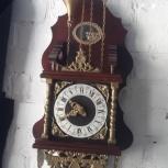 ремонт часов всех систем напольных настенных настольных, Краснодар