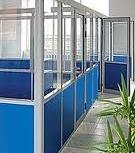 Alutech, офисные перегородки, Краснодар