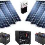 Солнечные электростанции, солнечные батареи, Краснодар