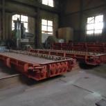 Металлоформа для изготовления пустотных плит ПК 63-12, Краснодар
